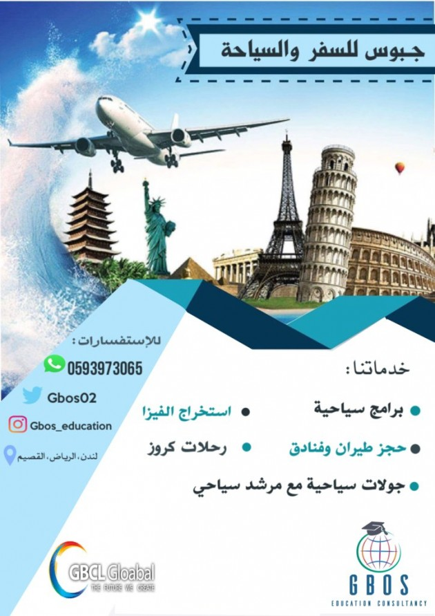 Tourism packages